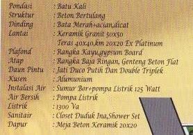 Perumahan Cluster Margaluyu Indah Residence Margacinta Ciwastra Bandung