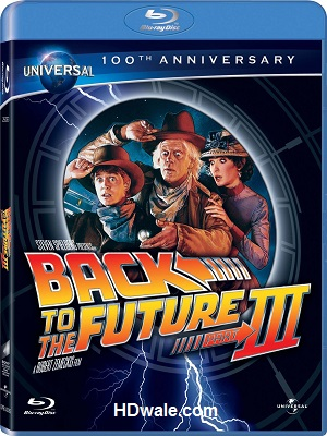 Back to the Future Part III (1990) Movie 720p BluRay