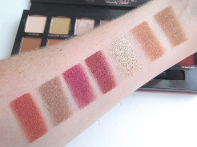 a picture of Anastasia Beverly Hills Modern Renaissance Palette (swatch)