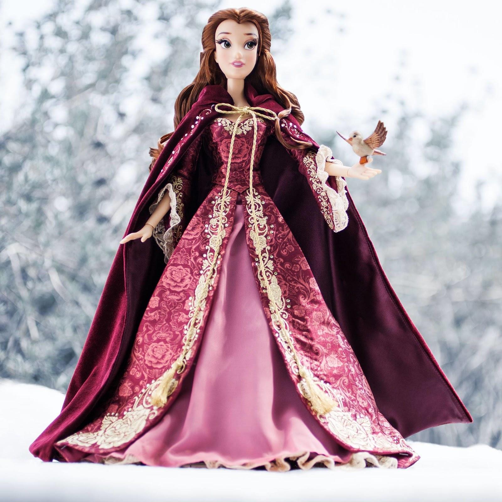 Muñeca Bella De Disney Con Sonido | Imagelicious