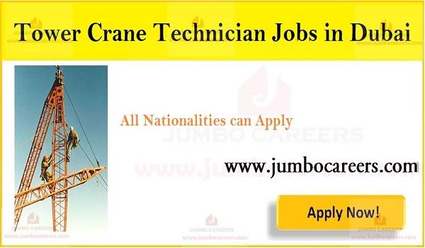 Job vacancies in Gulf countries, Job openings in Dubai,