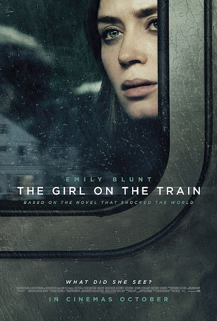 girl on the train poster 2