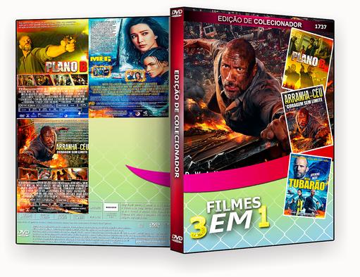 FILMES 3X1 – EDICAO VOL.1737 – ISO – CAPA DVD