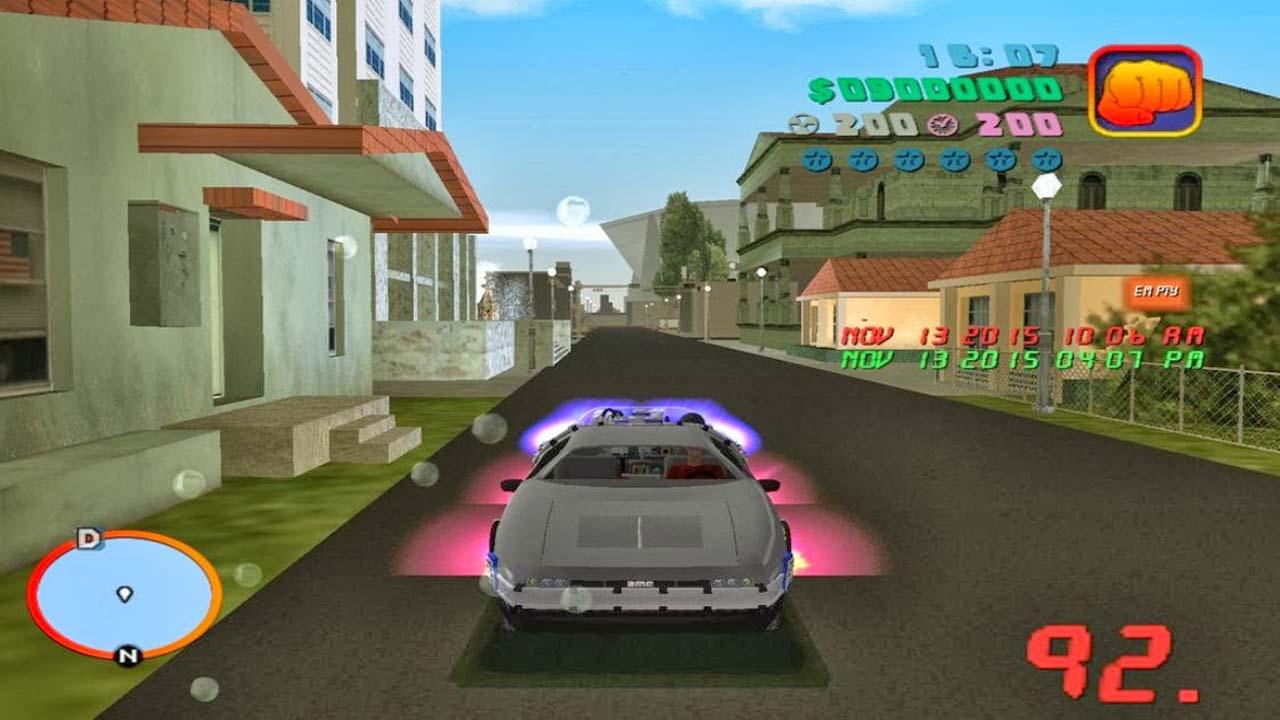 تحميل لعبة GTA Vice City Back To The Future برابط مباشر + تورنت