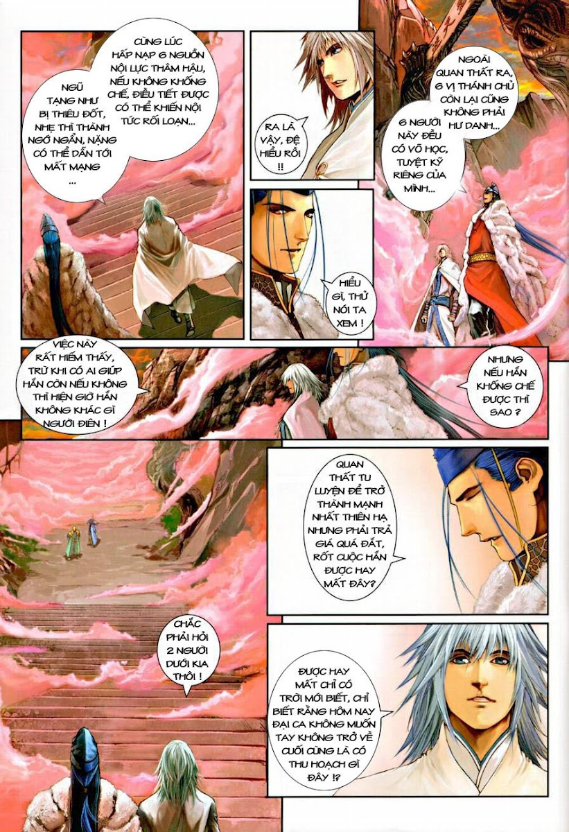 Ôn Thụy An Quần Hiệp Truyện chap 7 trang 3