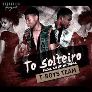 Imagem T-Boys Team - To Solteiro