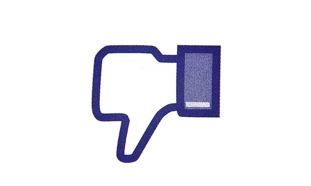 فيس بوك تطلق ميزة  لم يعجبني  في الماسنجر