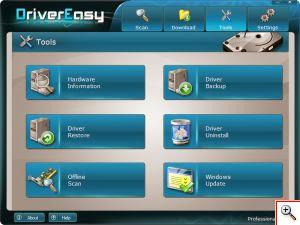 تحميل برنامج DriverEasy للبحث عن تعريفات الكمبيوتر و الويندوز وجلب التعريف من الانترنت