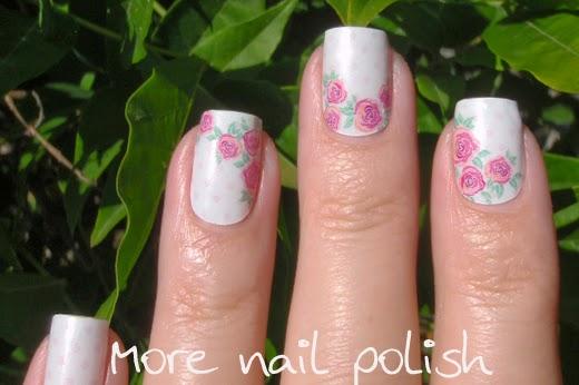 Incoco Nail Polish Strips Garden Daydream Selection More Nail Polish