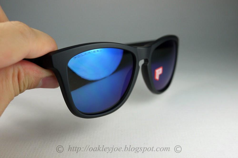 5ef65fc3e07 Oakley Holbrook Sonnenbrille Matte Black Ice Iridium « Heritage Malta