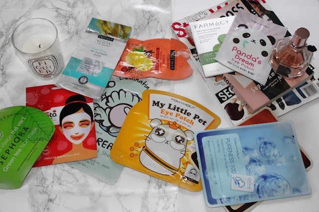 Sheet Masks for a relaxing time