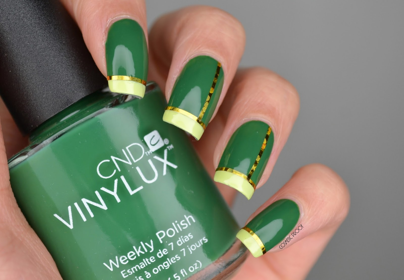 NAILS | Green, Green and More Green! #ManiMonday | Cosmetic Proof ...