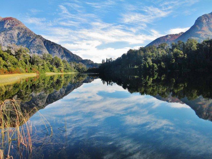 lago escondido bariloche