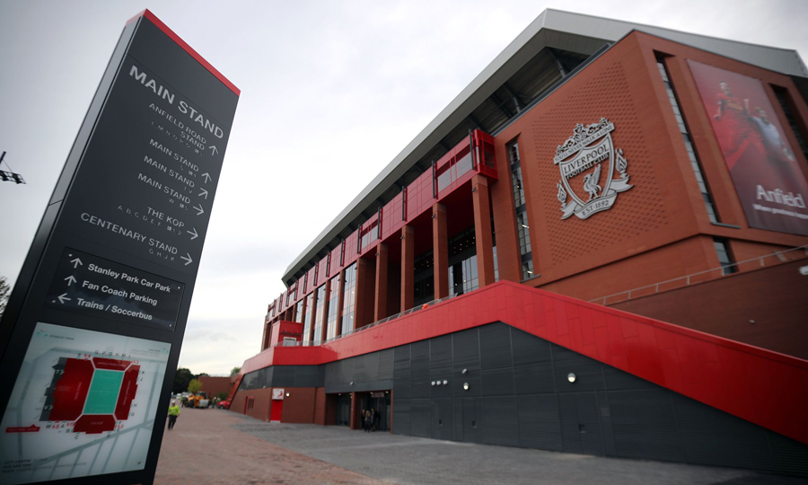 nuova main stand anfield