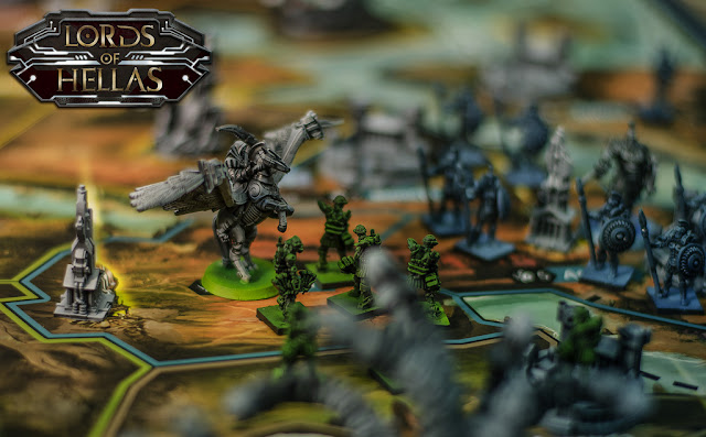 Lords of Hellas Kickstarter Interview