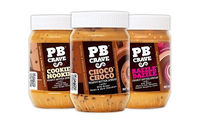 PB Crave all flavors