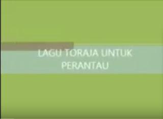 Download Lagu Perantau Toraja Mase mase