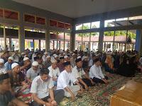 WARGA RUTAN PANGKEP GELAR DZIKIR DAN DOA BERSAMA UNTUK KEJAYAAN INDONESIA