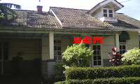 villa puncak cipanas green apple type ace43..... 4 kamar tidur