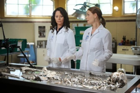 Bones - Season 9, Episode 7 (Review)
