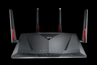 Download Firmware Asus RT-AC88U Dual-Band Router
