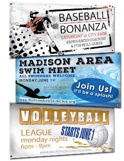 Sports Banner Templates | Banners.com