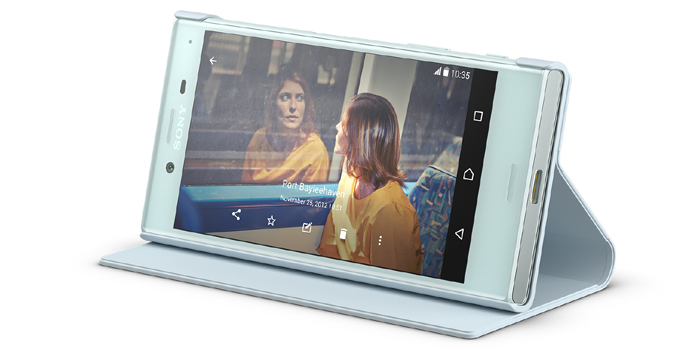 XPERIA X Compact(ドコモ SO-02J)のテレビ機能はフルセグ非対応・ワンセグ対応