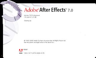 Screenshot 1: Adobe After Effects