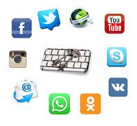 rete;e de socializare
