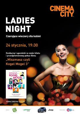 Ladies Night 24.01.2019 Częstochowa