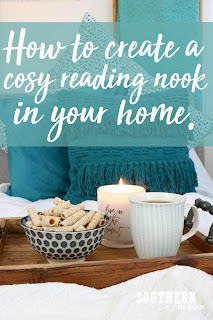 How to Make a Cosy Reading Nook in Your Home