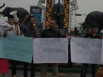Polda Lampung Tolak Laporan Dugaan Pelecehan Profesi Wartawan
