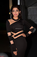 Pranitha Subhash in a skin tight backless brown gown at 64th Jio Filmfare Awards South ~  Exclusive 012.JPG