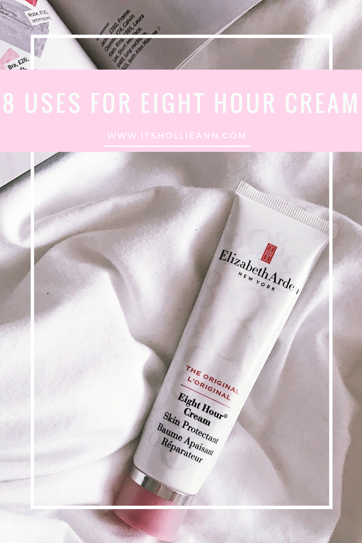 Eight Ways to Use Eight Hour Cream