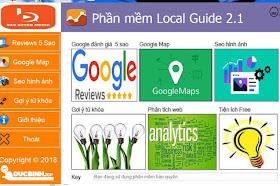 PHẦN MỀM GOOGLE MAPS – Tạo hàng nghìn địa điểm trên google maps