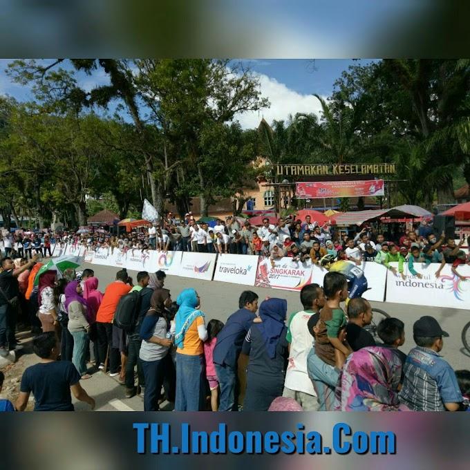 Tour De Singkarak Diikuti Oleh 28 Negara Mampu Mendongkrak Wisata Domestik