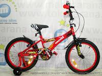 16 Inch Wimcycle VR-1 BMX Kids Bike