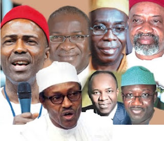 EXPOSED, 3 Ministers Sabotaging Buhari Govt; They Once Told Me Buhari Can Never Be President - APC Chieftain Reveals