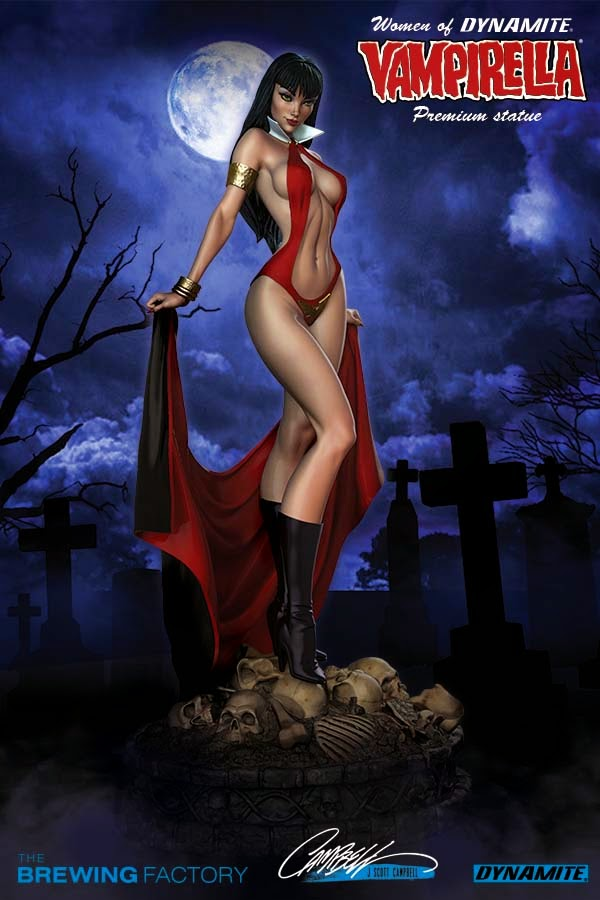 Vampirella della Dynamite Entertainment