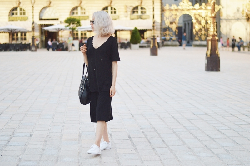 OODT: ALL BLACK // PERSONAL: Das Sommerloch