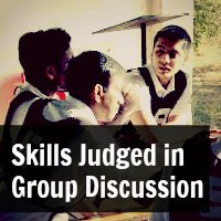 What Skills are Judged in SSB Interview Group Discussion