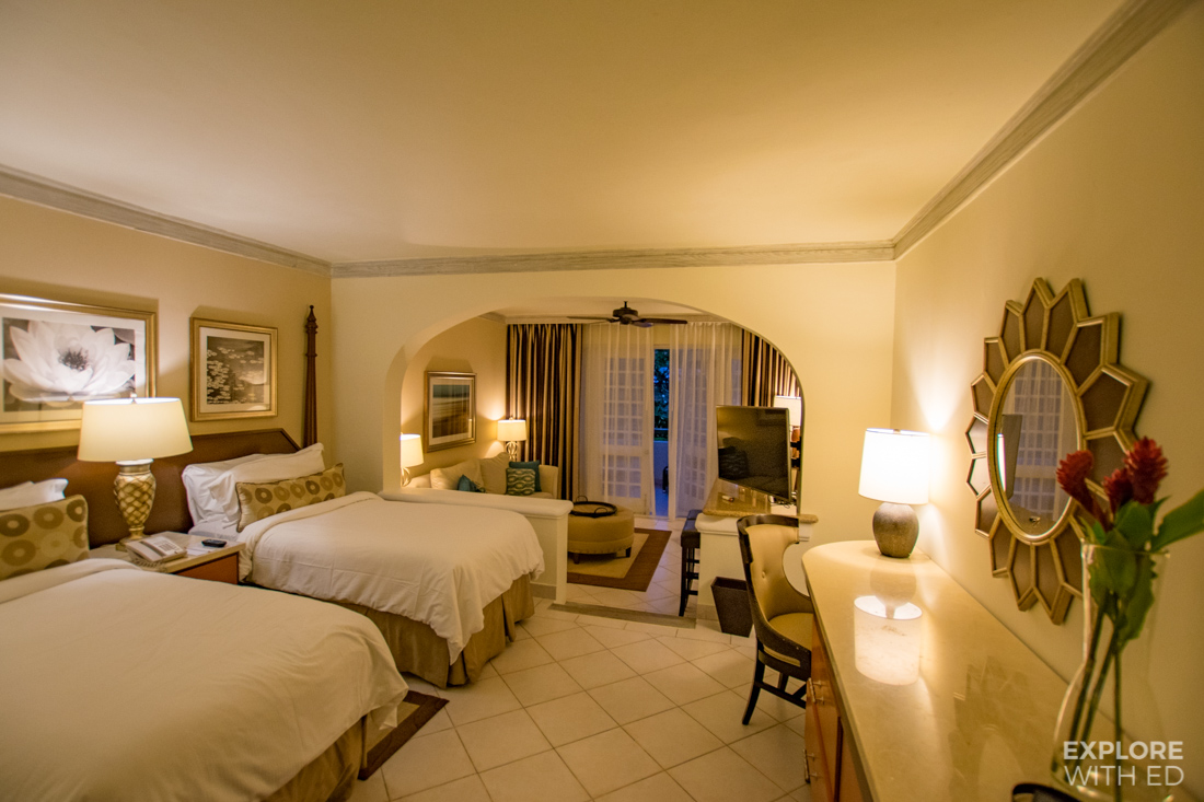Elegant Suite at The Colony Club in Barbados