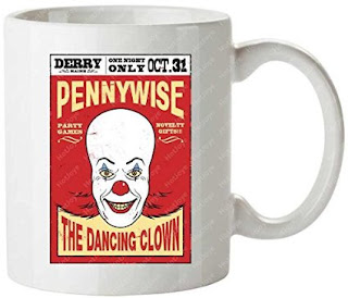 Stephen King Coffee Mug, Stephen Kings It, Stephen King Store