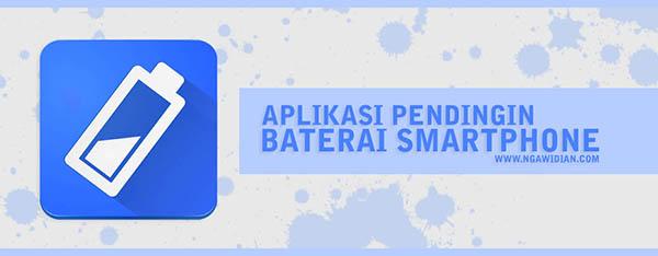 Aplikasi Pendingin Smartphone Android