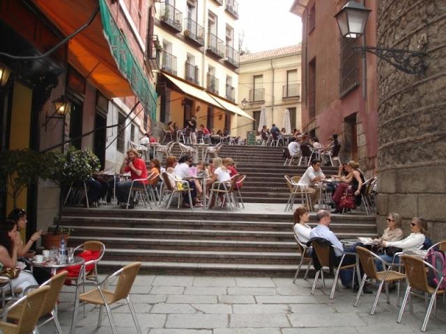Bares em Madri