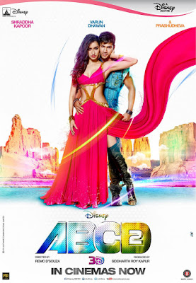 ABCD 2 (2015) Any Body Can Dance 2 -Full Movie Watch Online