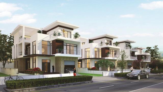 Biệt thự cao cấp Vincity New Saigon Quận 9