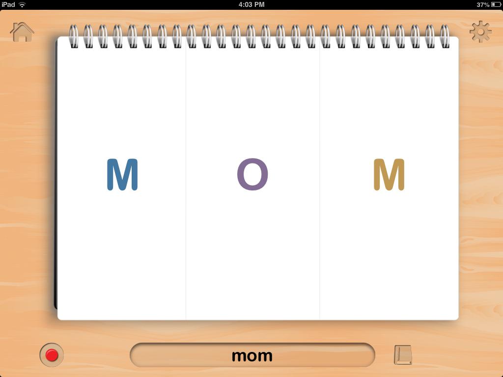 Speech Flipbook App Review