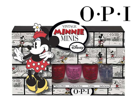 Blogging Lovely Xx Cheap Opi Minnie Mouse Nail Varnish Set