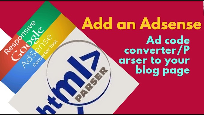 Google Adsense Converter Code